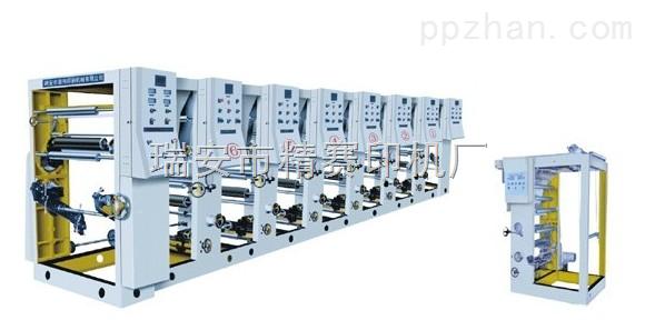 普通凹版印刷机 低速凹版彩印机