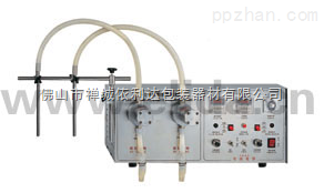 三水依利达:半自动液体灌装机