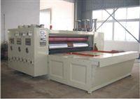 纸箱包装机械   双色印刷开槽机  纸箱开槽机